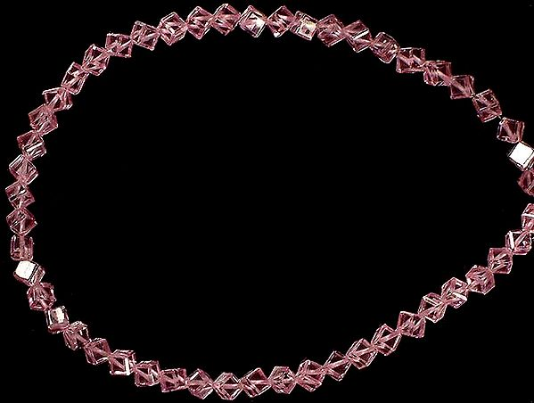 Faceted Cubic Zirconia Edge to Edge Rectangles