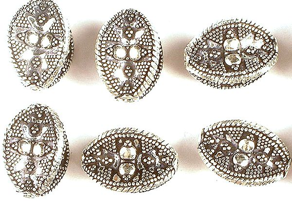Fine Beads with Four Split Sides (Price Per Piece)