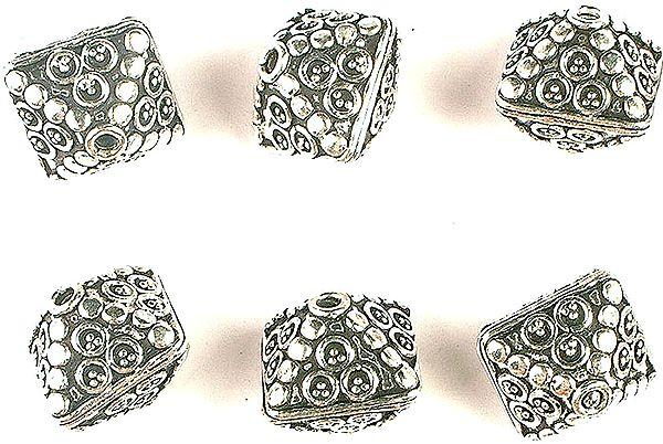 Fine Square Beads (Price Per Piece)