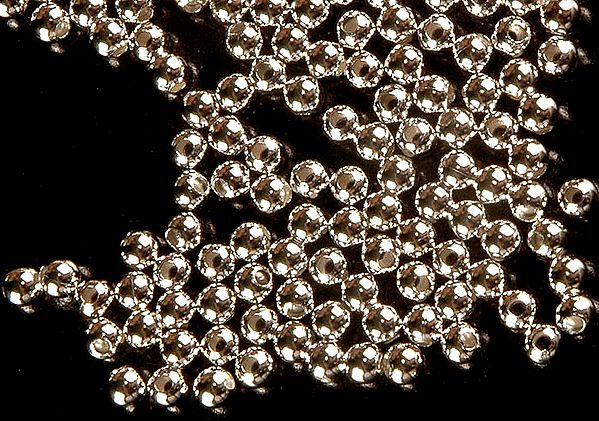 Fine Sterling Balls (Price Per Six Pieces)