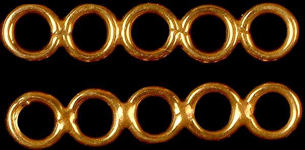 Five Jump Ring Bar