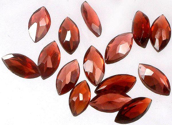 Garnet mm Marquise (Price Per 8 Pieces)