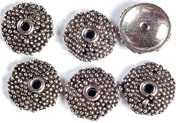 Granulated Fine Flat Caps (Price Per Pair)