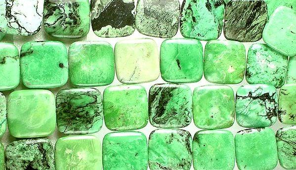 Green Grass Squares