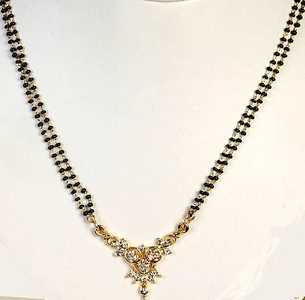 Mangalsutra for a Married Lady