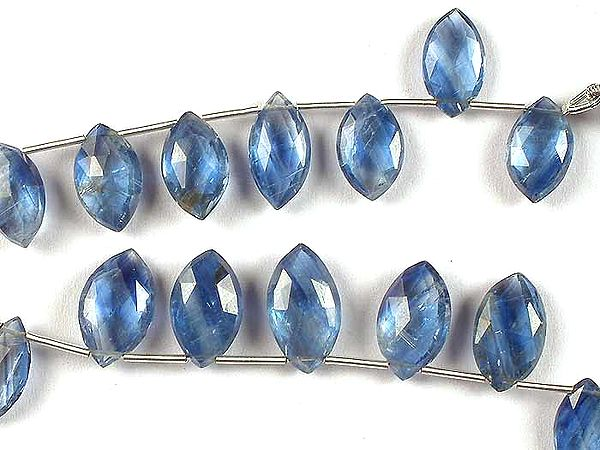 Kyanite Faceted Marquis