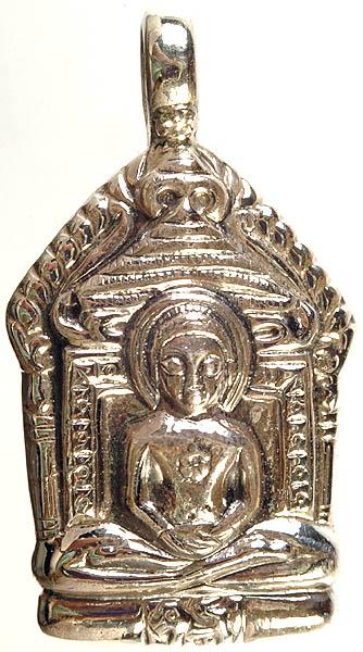 Mahavira Jain Pendant