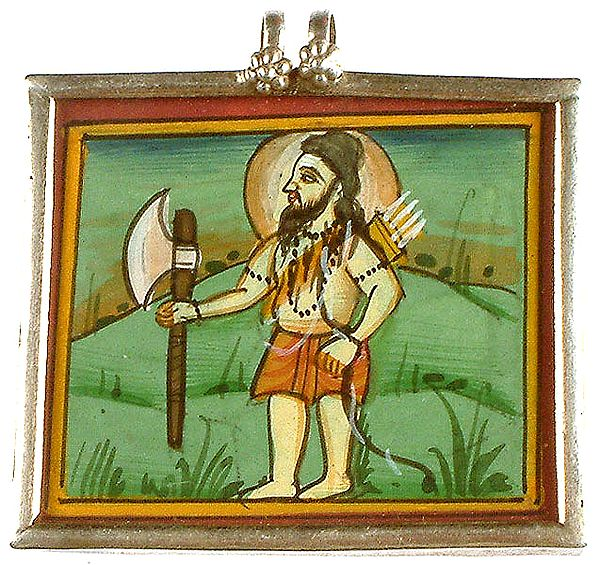 Parashurama Incarnation of Lord Vishnu  (Annihilator of the Race of Kshatriyas)