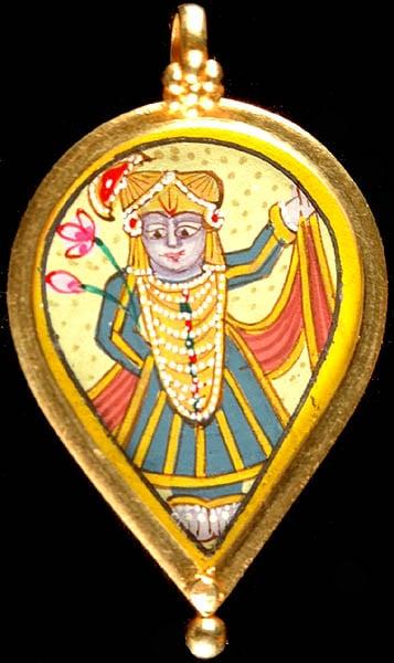 Shri Krishna Pendant