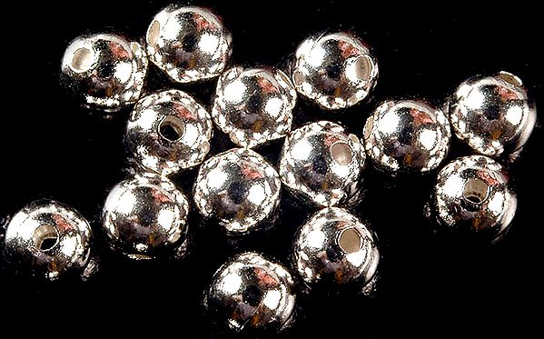 Sterling Balls (Price Per Six Pieces)