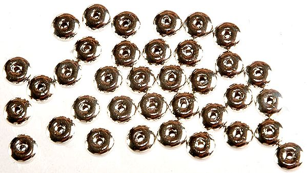 Sterling mm Sized Beads (Price Per Pair)
