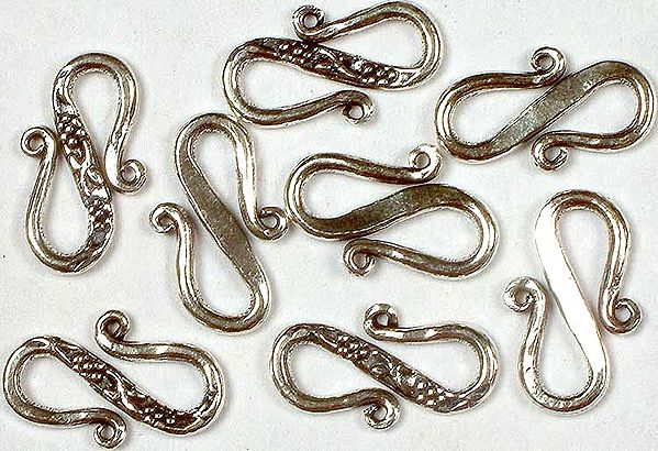 Sterling S Clasp