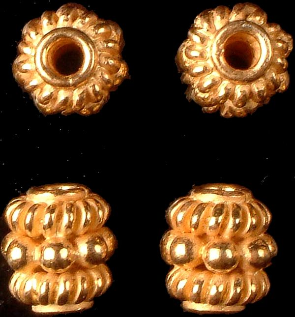 Vase Beads (Price Per Four Pieces)