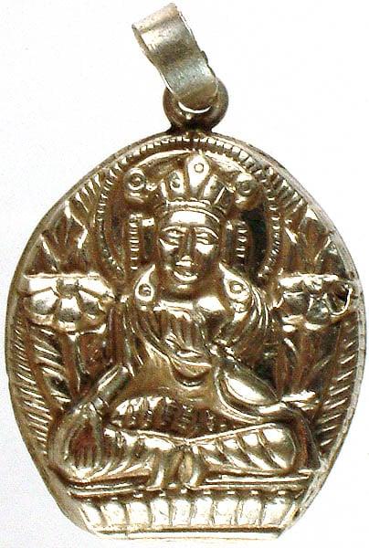 White Tara Pendant