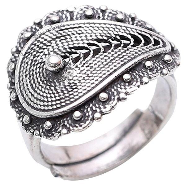 Sterling Ring