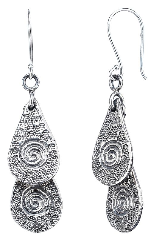 Sterling Kundalini Earring