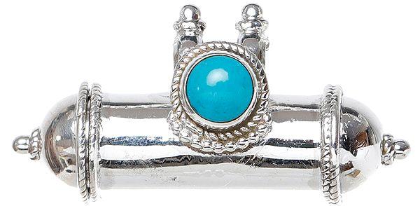 Tabiz Pendant with Turquoise