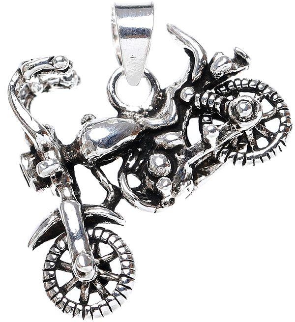 Royal Enfield Bullet Bike Pendant