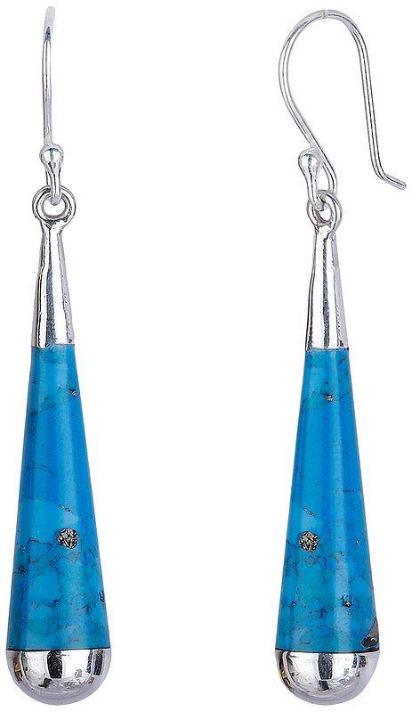 Drop Cone Earrings