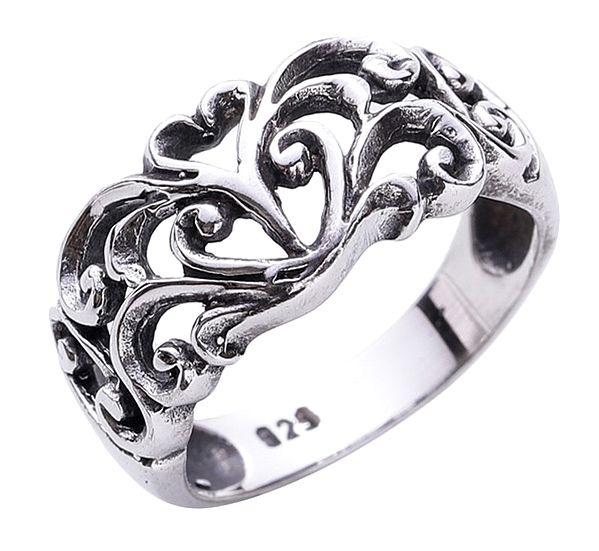 Beautiful Designer Sterling Silver Ring