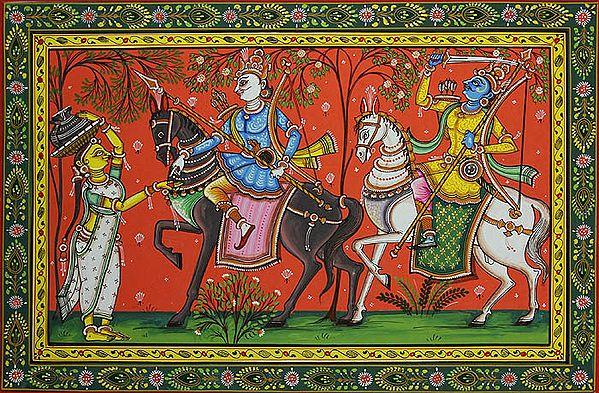 An Episode from the Folk-Annals of Orissa