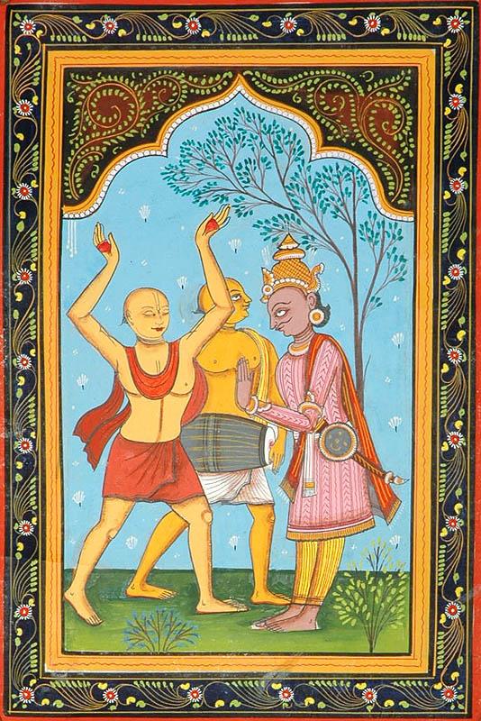 An Episode from the Life Shri Chaitanya Mahaprabhu
