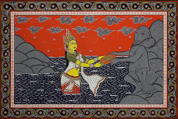 An Episode from The Shiva Purana