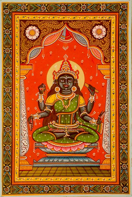 Bhairavi - The Fierce One