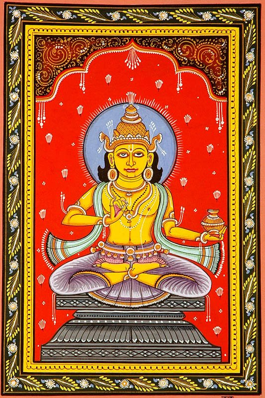 Budha - Navagraha (The Nine Planet Series)