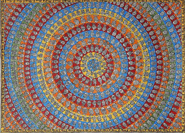 Matsya-Chitta Mandala
