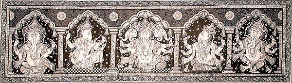 Forms of Ganesha