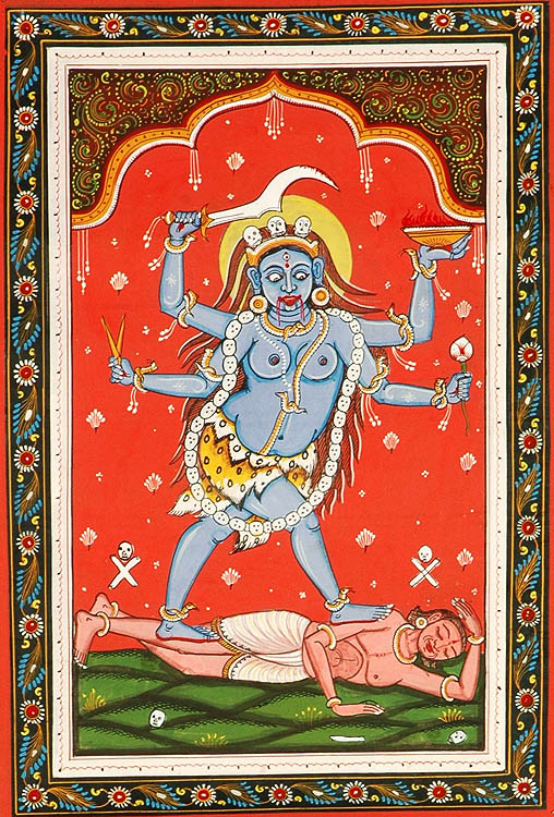 Goddess Tara (Ten Mahavidyas)