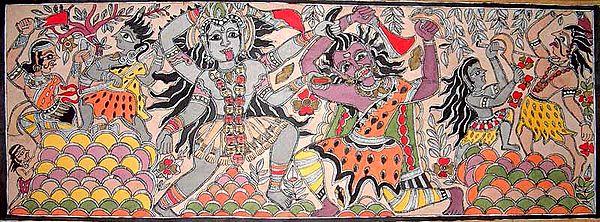 Kali the Terrible