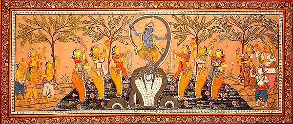 Kaliya Mardan Krishna