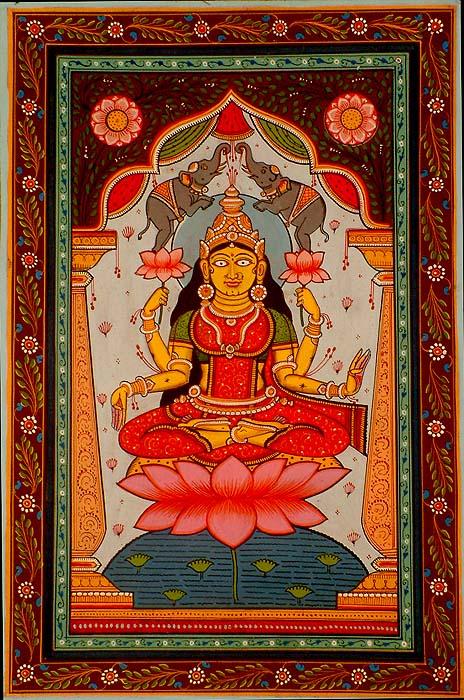 Kamala - The Lotus Goddess