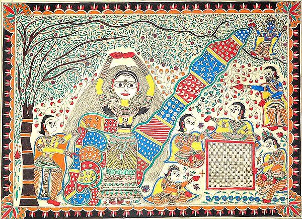 """He Govind, He Daomodar, He Madhava"" (From The Mahabharata)"