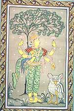 Lakshmi and Her Ulooka