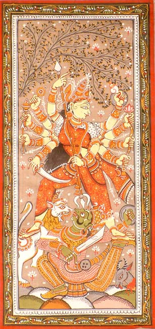 Mahishasur Mardini Durga