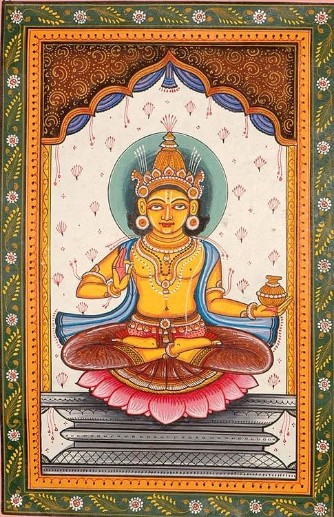 Navagraha (The Nine Planets) - Buddh