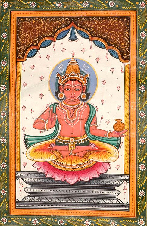 Navagraha (The Nine Planets) - Mangal
