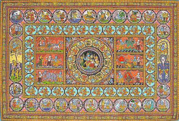 The Life of Krishna