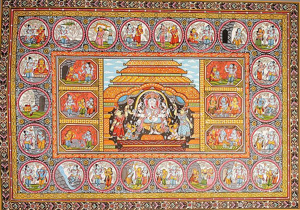 Life of Ganesha