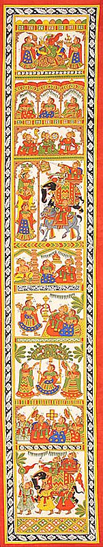 Marriage-Rituals and Other Related Aspects of Rajput Princely Life