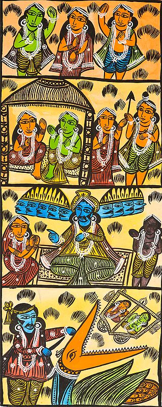 Excerpts From Ramayana