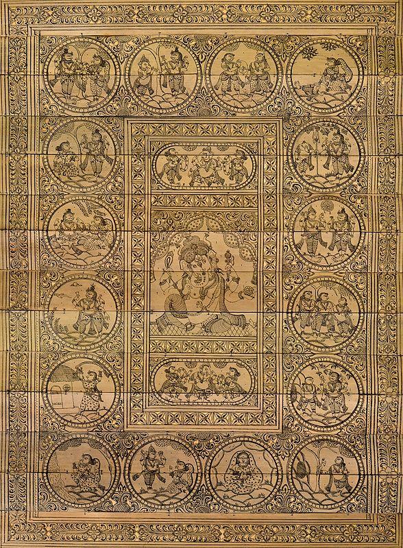 Life of Lord Ganesha (collapsible)
