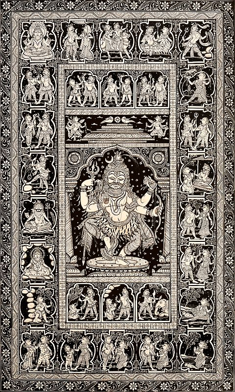 Nrtya Shiva Va Shivaleela