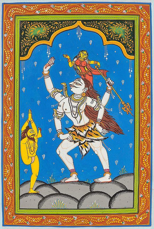 The Descent of Ganga