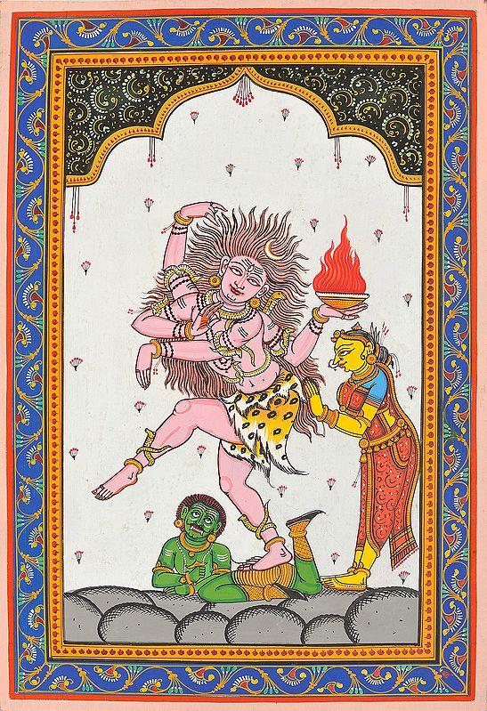 The Trance Of Rudratandava
