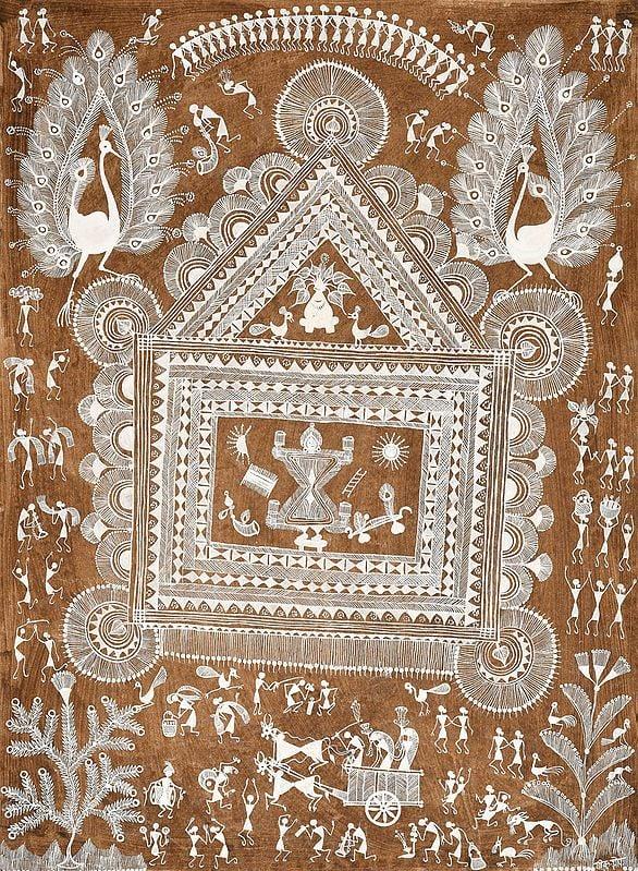 The Goddess Worship on Deepawali