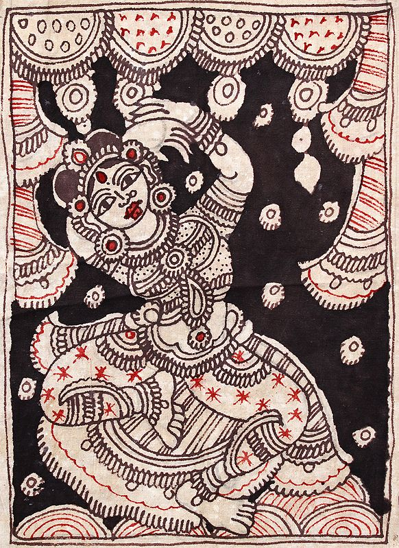 The Dancing Apsara